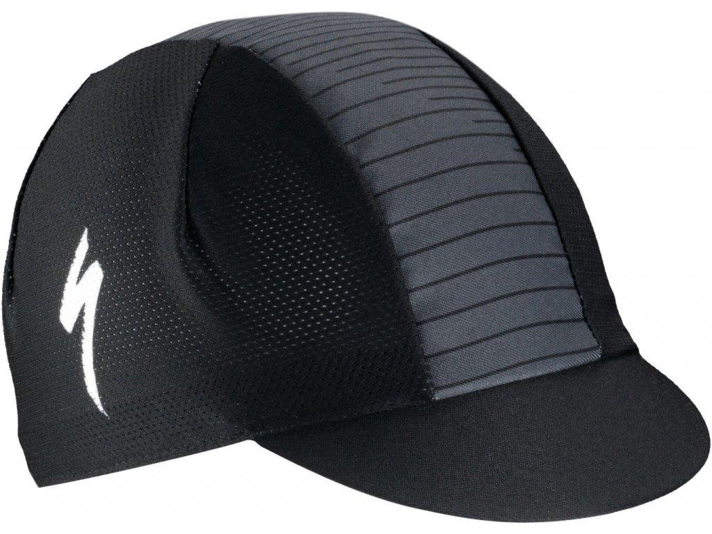 Specialized Cyklistická čepice Light Terrain Black/Charcoal (Velikost Uni)