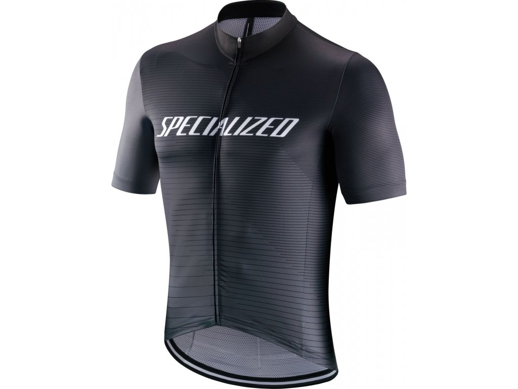Specialized RBX Comp Logo Team SS Jersey Black/Charcoal