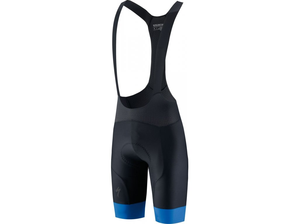 Specialized SL R Bib Short Black/Pro Blue (Velikost S)