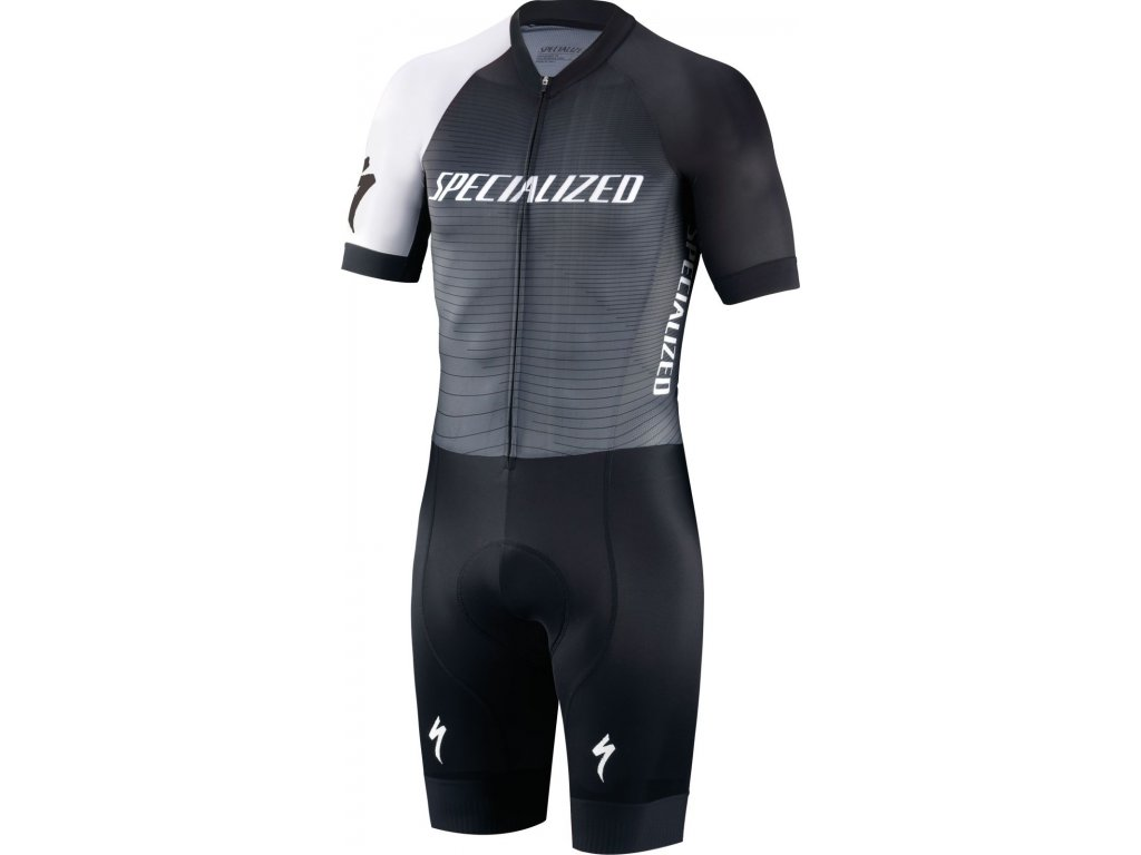 Specialized SL Air Skinsuit Black/Charcoal (Velikost XS)