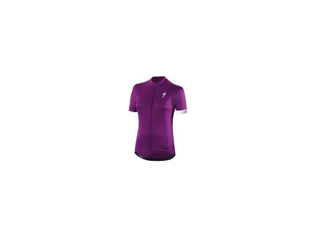 Specialized RBX Sport Logo SS Women's Jersey Violet