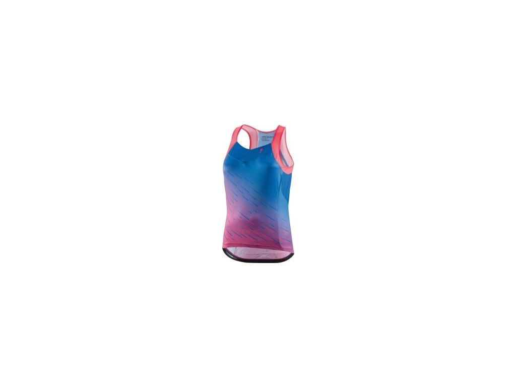 Specialized SL Women's Tank Pro Blue/Acid Pink (Velikost XS)