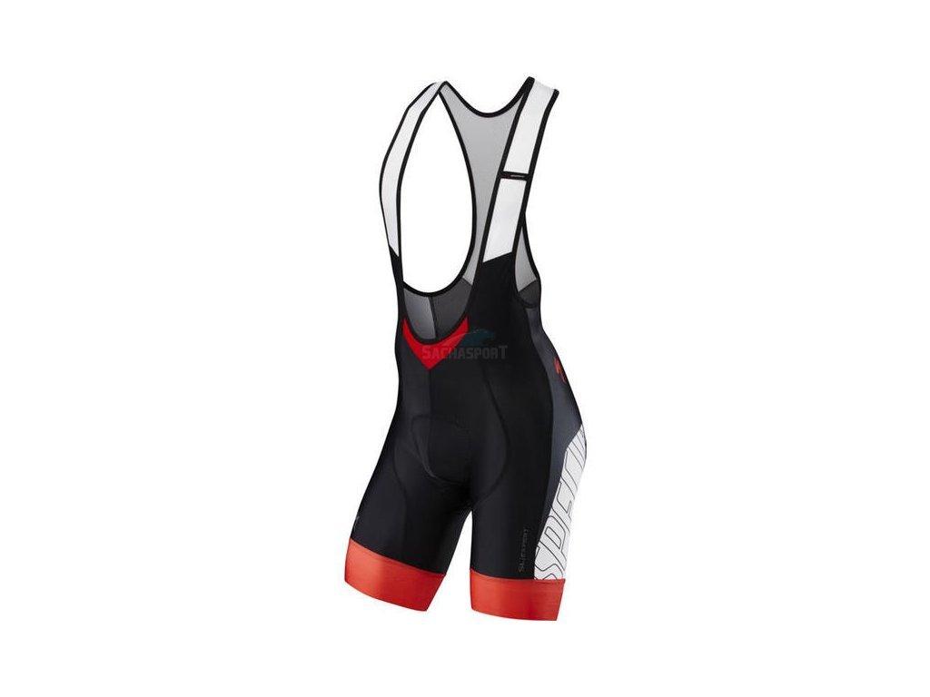 54615 1 kalhoty specialized sl expert bib short team black wht 2014