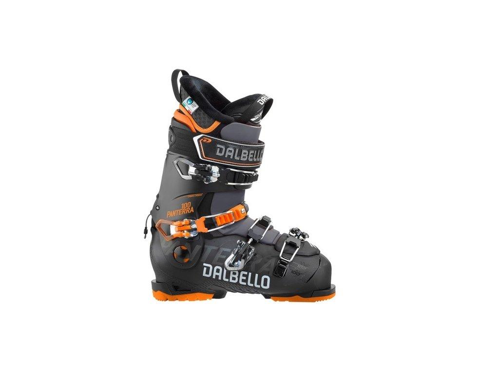 Pánské lyžařské boty Dalbello Panterra 90 2017/2018 - Blk/Blk