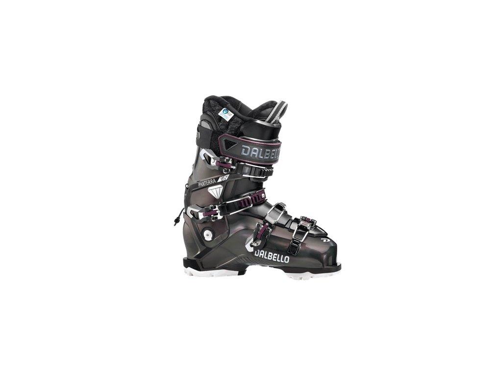 Dámské lyžařské boty Dalbello Panterra 85 W GW LS 2020/21 - malva/burgundi