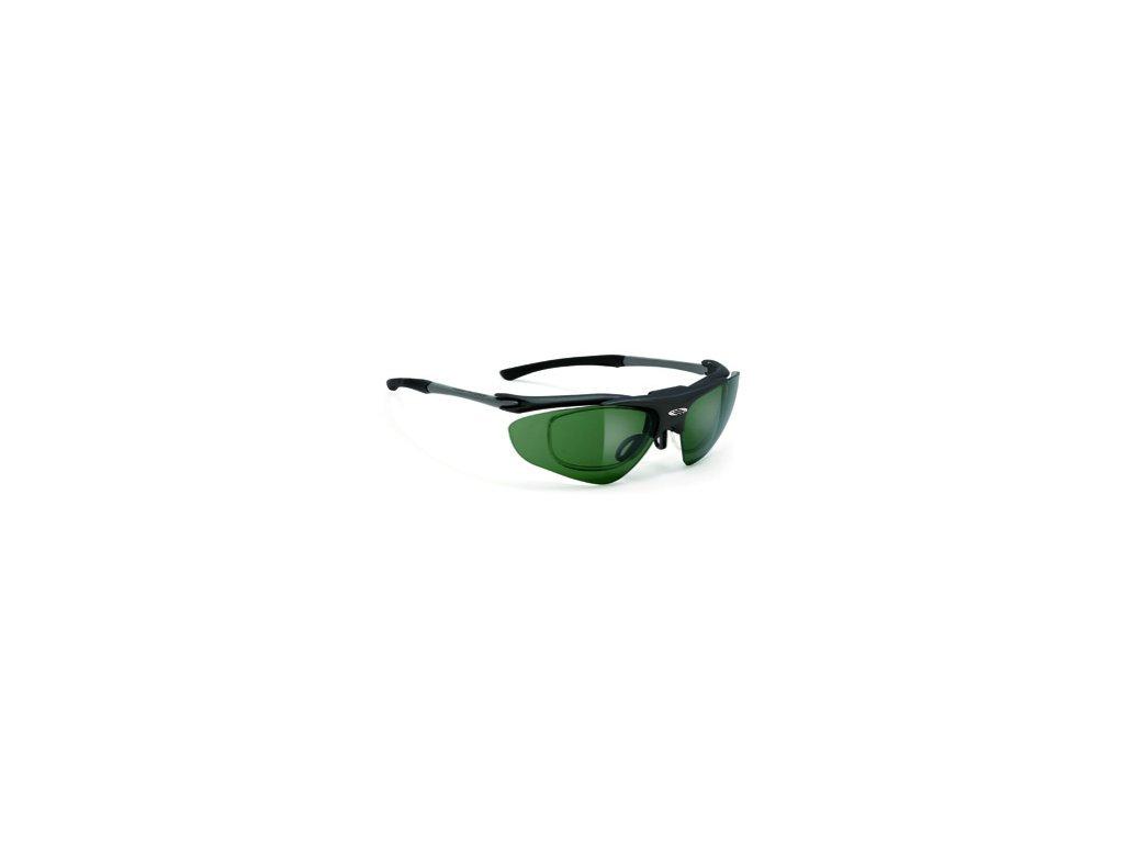 Brýle EXCEPTION - Anthracite/Golf