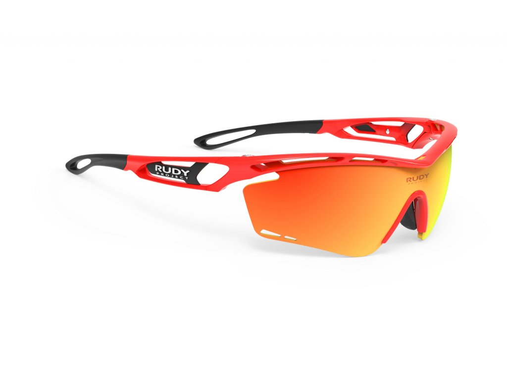 Brýle TRALYX - Orange Fluo (Red Fluo)/Multilaser Orange
