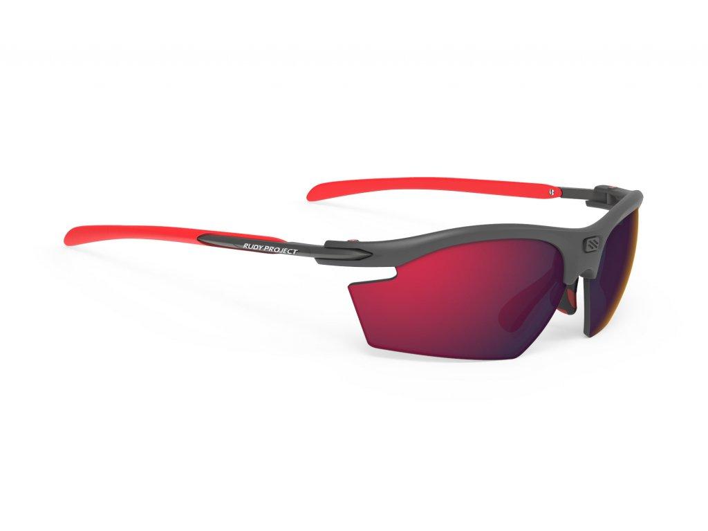 Brýle RYDON - Graphite/RP Optics Multilaser Red