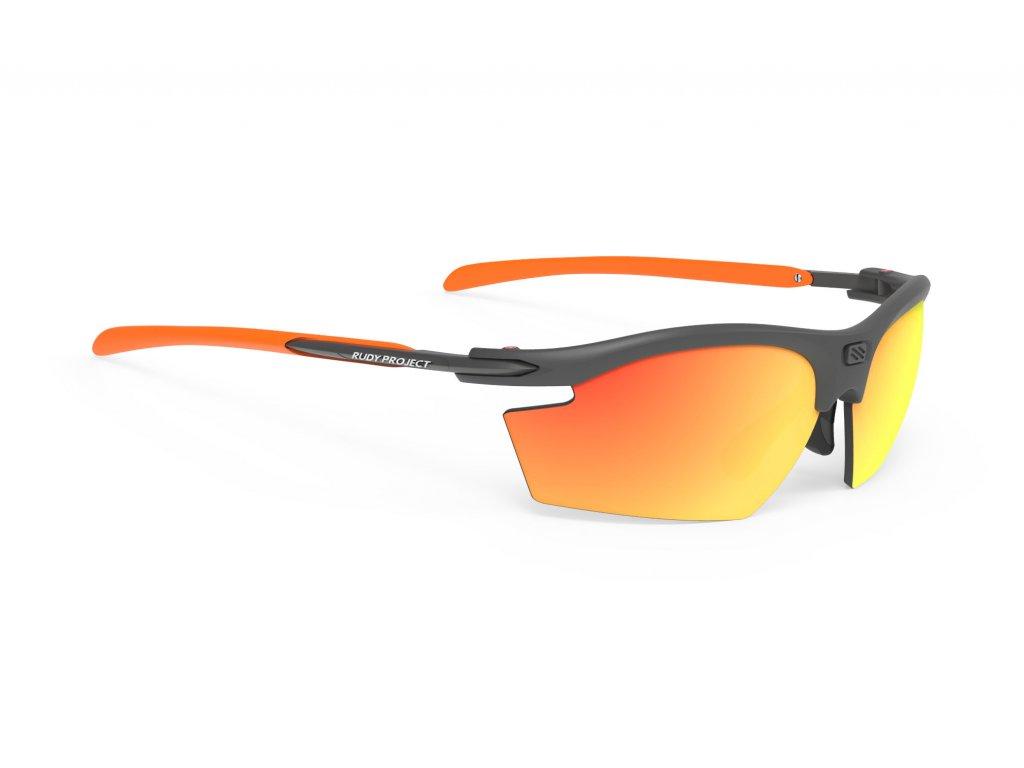 Brýle RYDON - Graphite/RP Optics Multilaser Orange