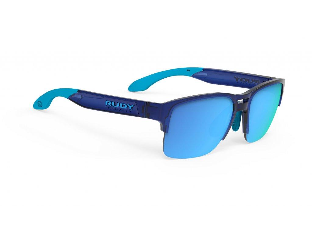 Brýle SPINAIR 58 - Crystal Blue/RP Optics Multilaser Blue