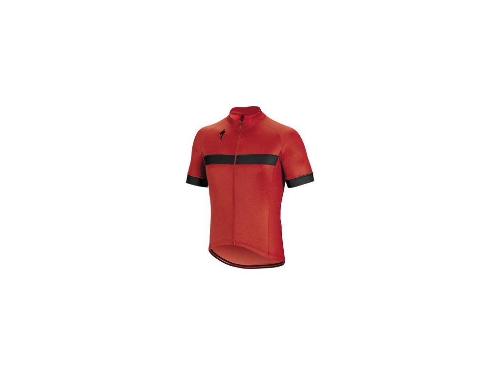 Specialized RBX Sport SS Jersey - Red/Black