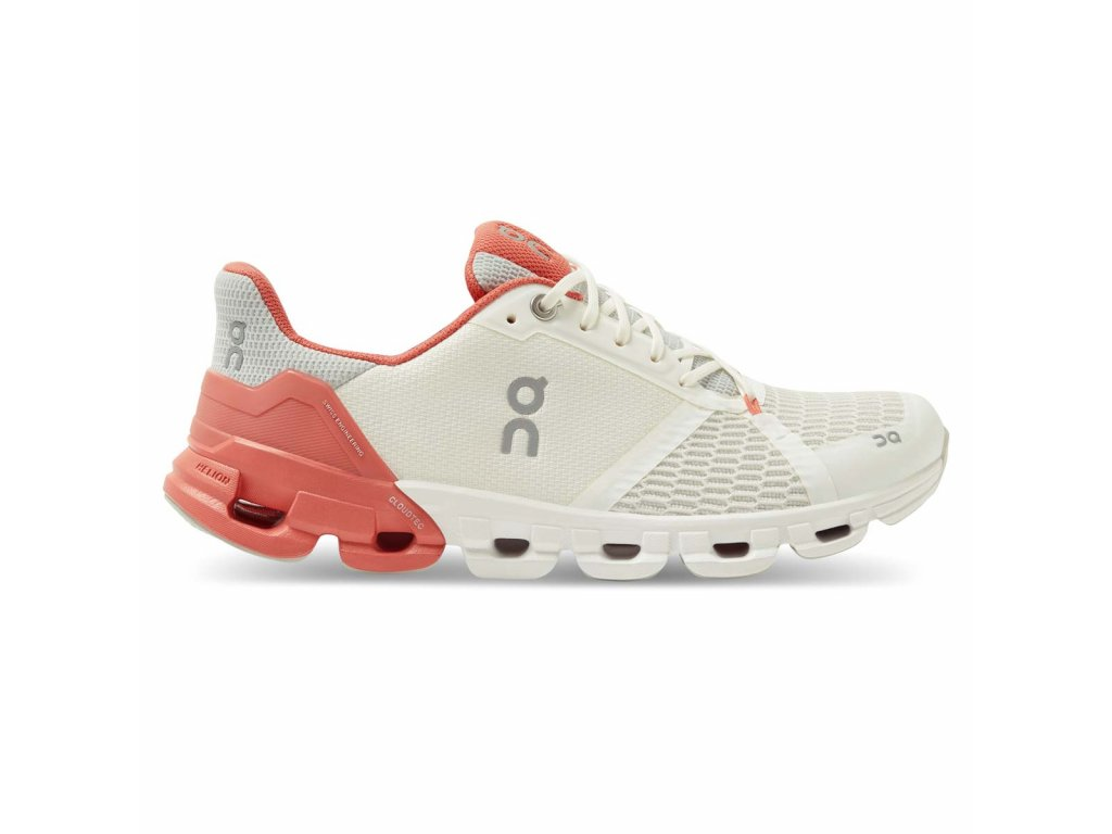Boty ON Cloudflyer White/Coral