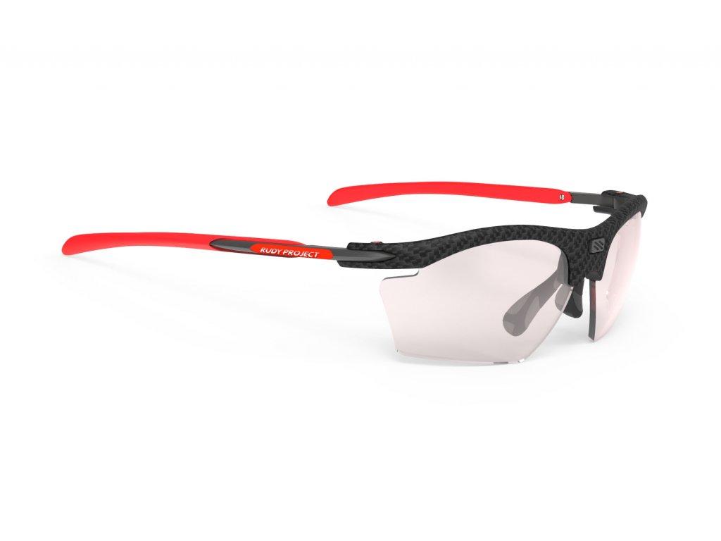 Brýle RYDON SLIM - Carbonium/ImpactX 2 Laser Red