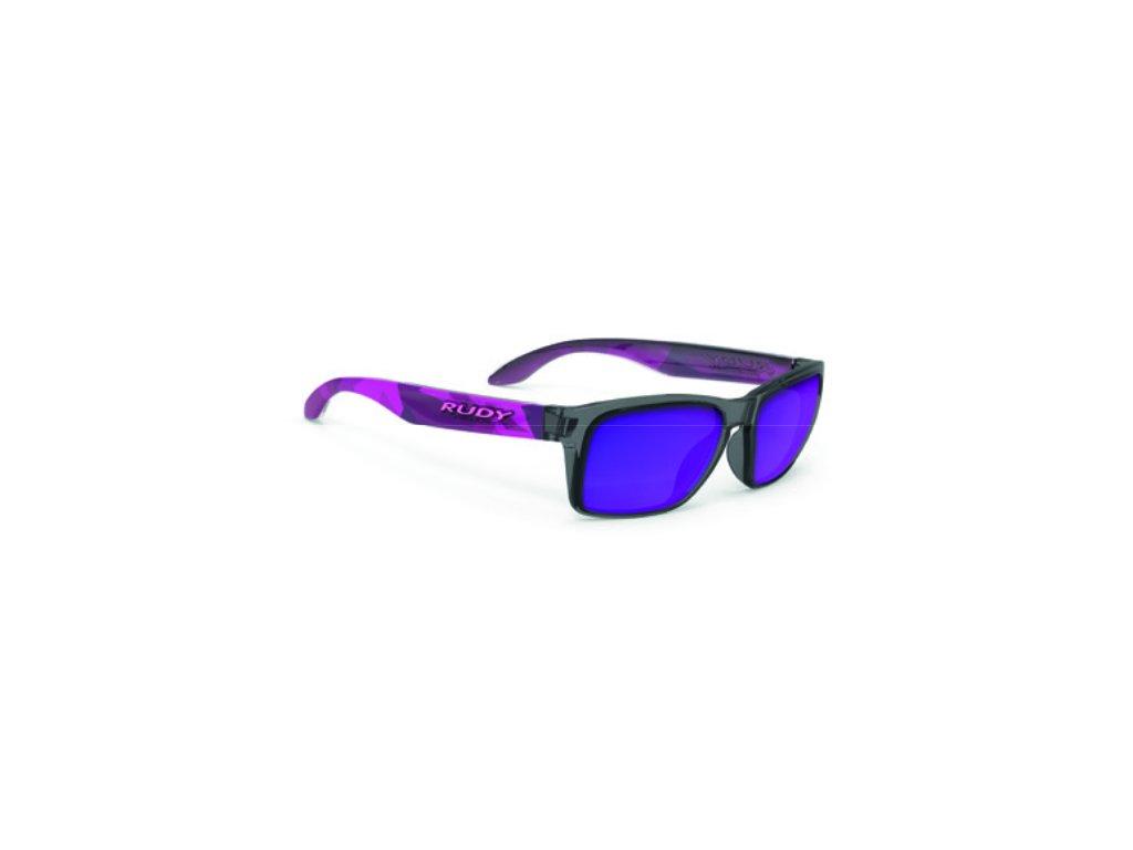 Brýle SPINHAWK SLIM - Crystal Ash/RP Optics Multilaser Pink