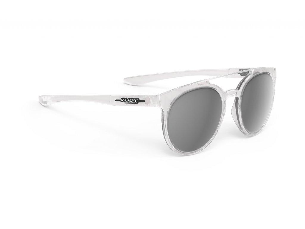 Brýle ASTROLOOP - Crystal Gloss/RP Optics Laser Black