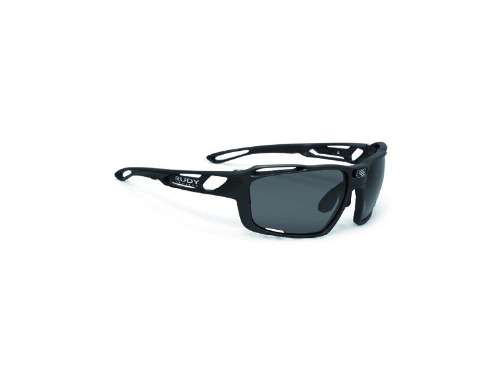 Brýle SINTRYX - Black Matte/Polar 3FX Grey Laser