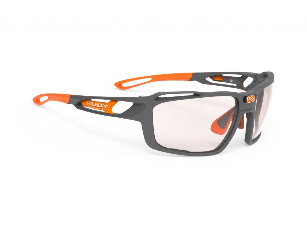 Brýle SINTRYX - Pyombo/impactX photochromic 2 red
