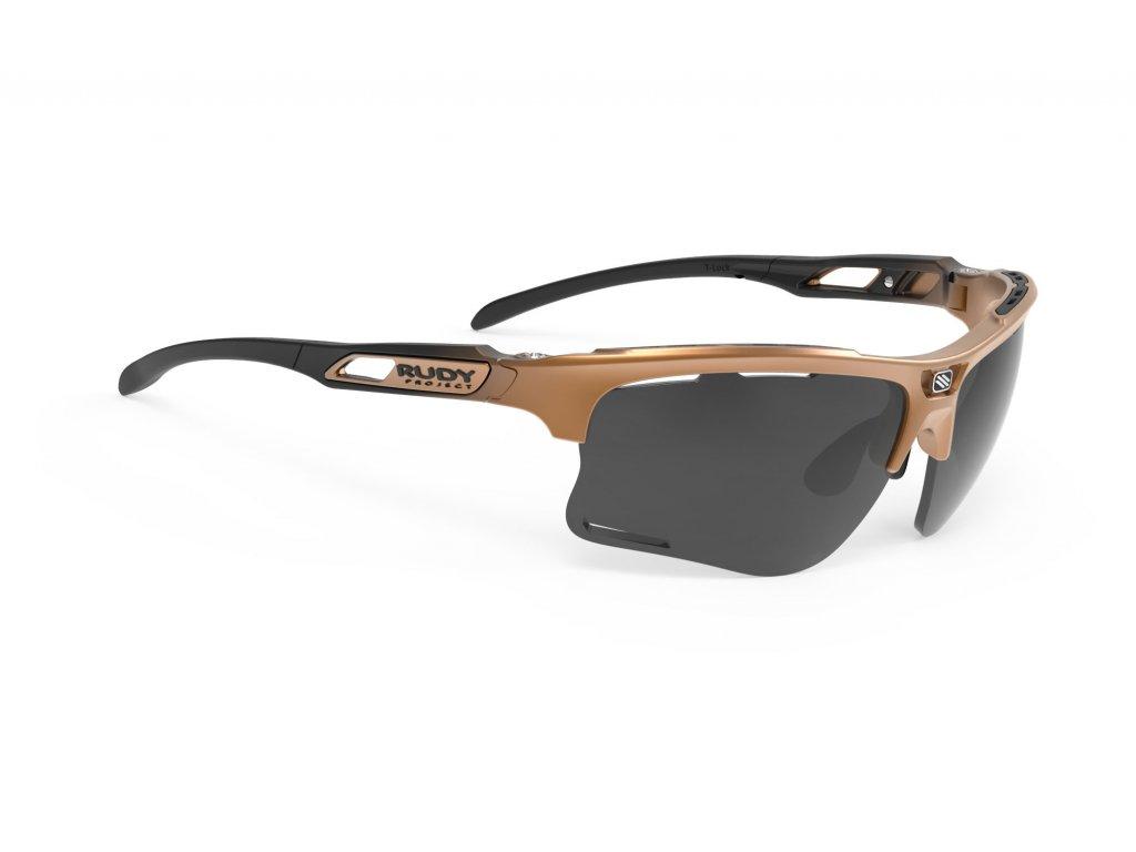 Brýle KEYBLADE - Bronze Matte/Fade Black Matte/Smoke Black
