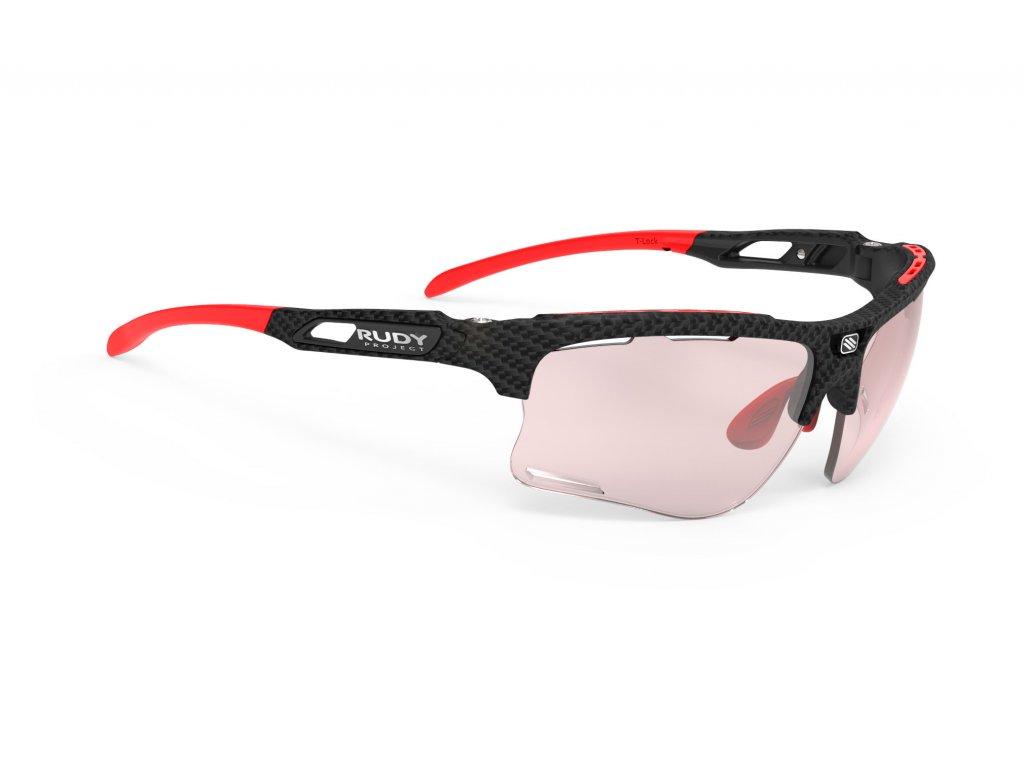 Brýle KEYBLADE - Carbonium/Impactx Photochromic 2 Red