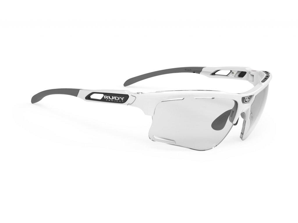 Brýle KEYBLADE - White Gloss/Impactx Photochromic 2 Black