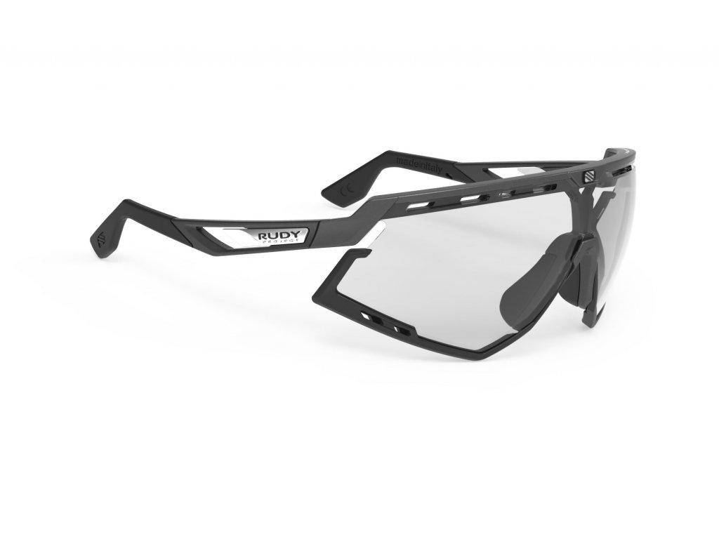 Brýle DEFENDER Graphene - Grey/ImpactX Photochromic 2 Black