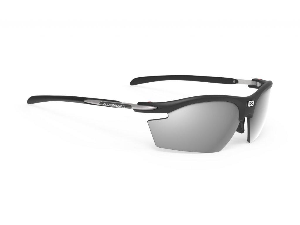 Brýle RYDON - Black Matte/RP Optics Laser Black