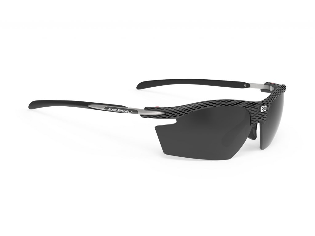Brýle RYDON - Carbon/RP Optics Smoke Black