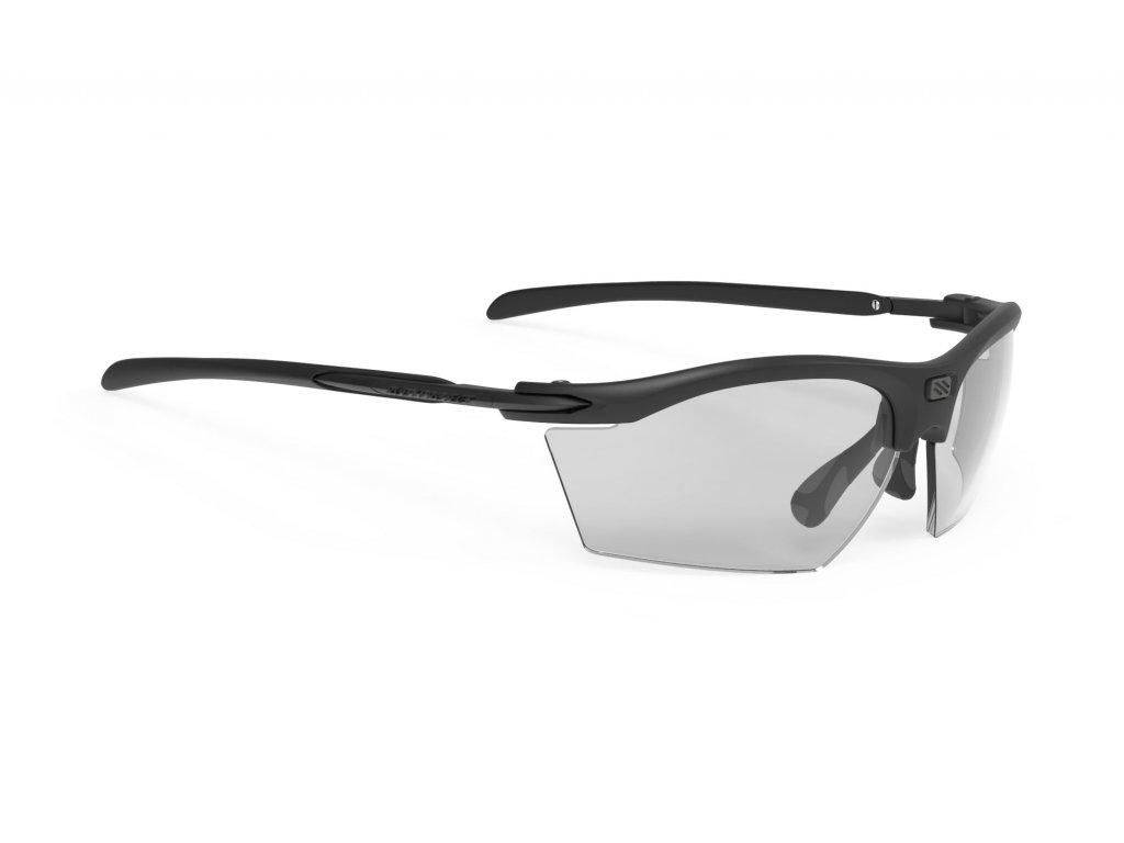 Brýle RYDON - Matte Black Stealth/ImpactX Photochromic 2 Black