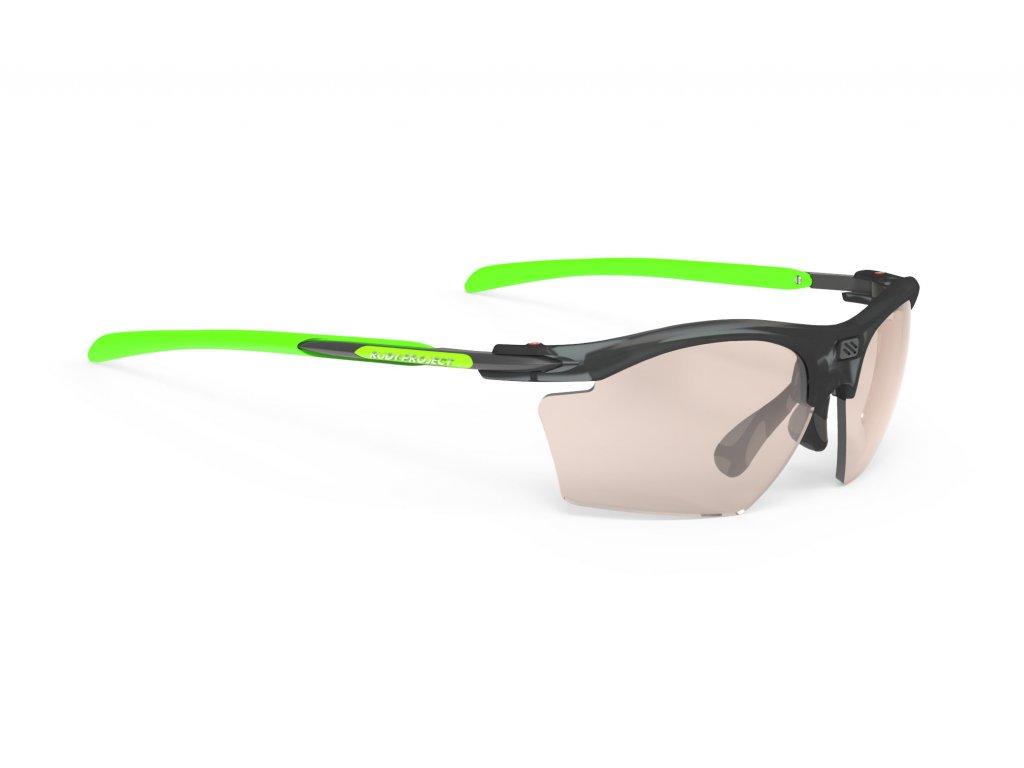 Brýle RYDON SLIM - Frozen Ash/ImpactX 2 Laser Brown