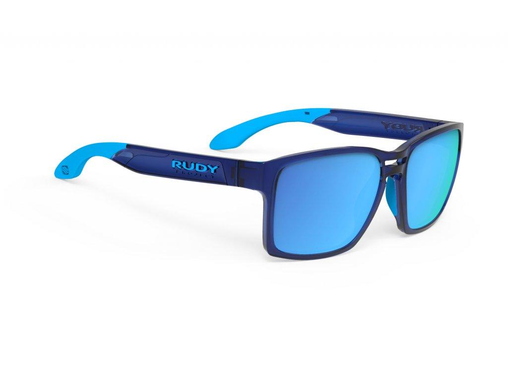 Brýle SPINAIR 57 - Crystal Blue/RP Optics Multilaser Blue