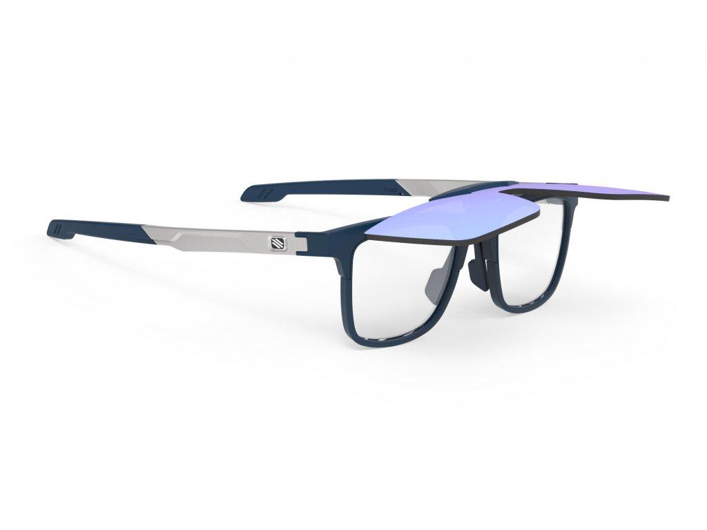 Brýle INKAS FLIP-UP - OC.INKAS FLIP UP BLUE NAVY MATTE