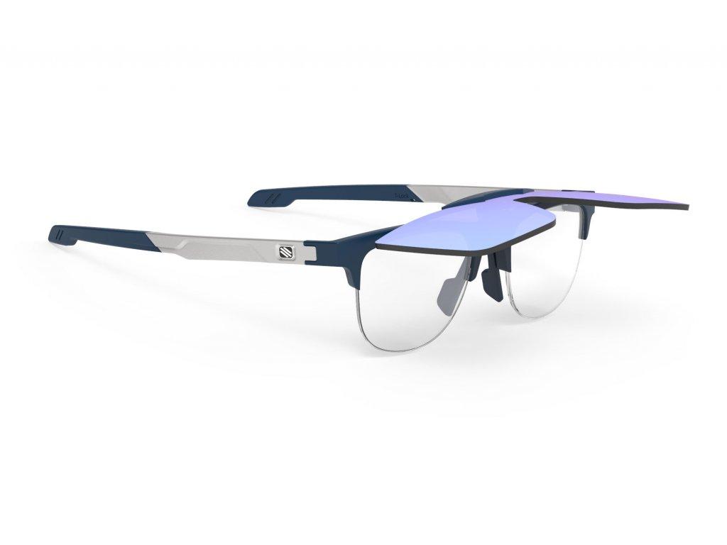 Brýle INKAS FLIP-UP - OC.INKAS B FLIP UP BLUE NAVY MATTE