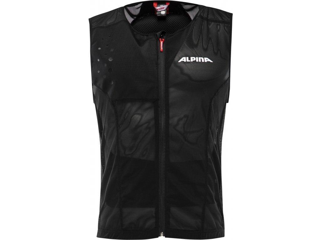 Chránič zad Alpina Proshield men vest - black