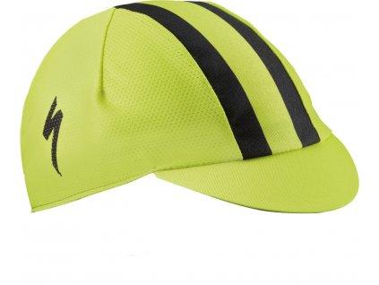 Specialized Cyklistická čepice Light Hyper Green/Black (Velikost Uni)