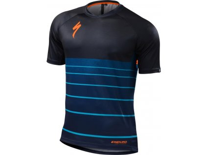 Specialized Enduro Comp Jersey SS CBRBLU COLLAGE