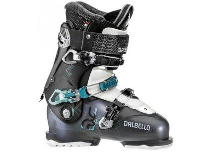 Dámské lyžařské boty Dalbello Kyra 85 LS 2018/2019 - transparent/black