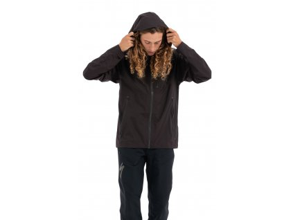 Specialized DEFLECT™ H2O MOUNTAIN JACKET Dark Carbon (Velikost LG)