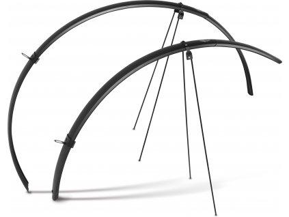 Specialized DRY-TECH FENDER SET Black (Velikost 35mm)