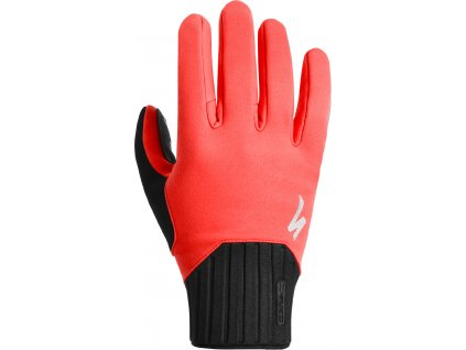 Specialized DEFLECT™ GLOVES Rocket Red (Velikost L)