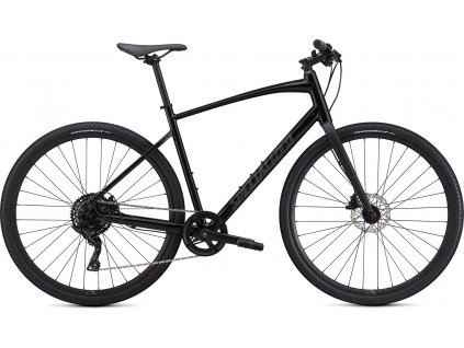 Specialized Sirrus X 2.0 Black / Satin Charcoal Reflective