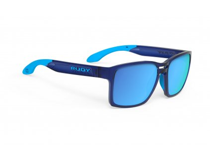 Active Lifestyle brýle SPINAIR 57 - Crystal Blue/RP Optics Multilaser Blue