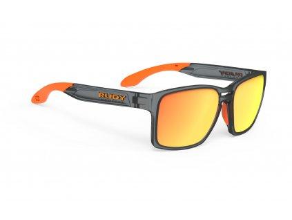 Active Lifestyle brýle SPINAIR 57 - Frozen Ash/RP Optics Multilaser Orange