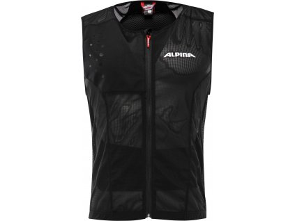 Chránič zad Alpina Proshield men vest - black