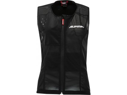 Chránič zad Alpina Proshield women vest - black