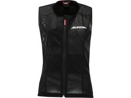 Chránič zad Alpina Proshield women vest - black