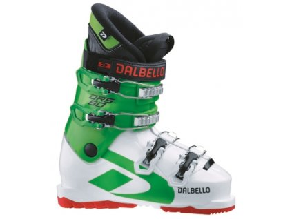 D2002006 00 Dalbello skiboot DRS 60 White Race Green 01