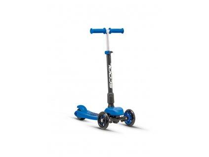 Dětská koloběžka S'COOL flaX mini - modrá