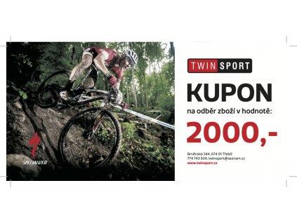 kupony k editaci 2000