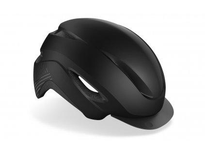 Cyklistická helma CENTRAL - Black