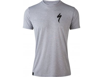 Specialized Men's Specialized T-Shirt - Charcoal
